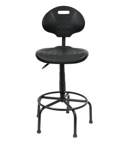 Clam round spider chair