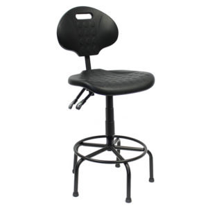 Clam round spider chair angle 600x600