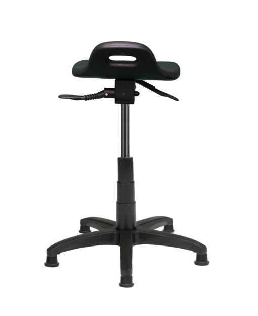 sit stand stool back LR