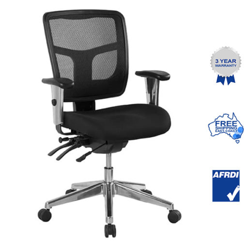 Omesh Executive Ergonomic Chair Icons