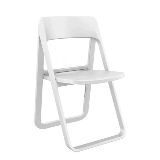 Banca Foldable chair white